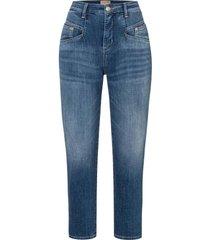 jeans rich carrot blauw