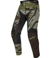 pantalon racer tactical verde militar alpinestars