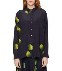 appel overhemd