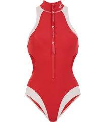 adidas by stella mccartney one-piece swimsuits