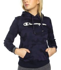 champion women hooded sweatshirt allover * gratis verzending *