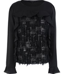 anna rachele black label blouses