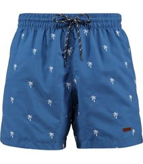 barts zwembroek kids arugam shorts royal blue