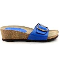 sandalia  azul briganti  genoa