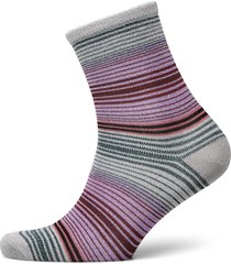 imma thin stripe sock lingerie socks regular socks multi/mönstrad becksöndergaard