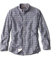 clearwater open air plaid shirt