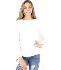 blusa serena blanca jacinta tienda