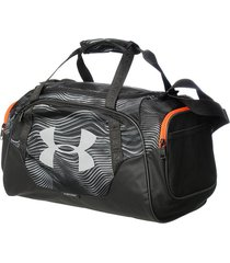 maletin under armour undeniable 3.0 extra small duffle - gris