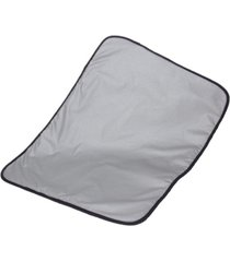 household essentials silicone-coated ironing blanket