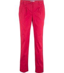 pantaloni chino (rosso) - bpc bonprix collection