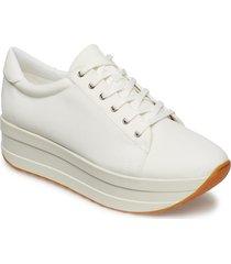 casey låga sneakers vit vagabond