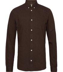 jay 2.0 skjorta business brun minimum