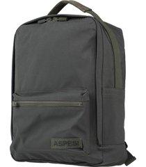 aspesi backpacks & fanny packs