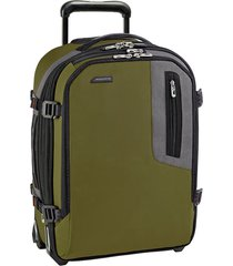 maleta explore briggs & riley commuter 20, verde
