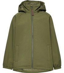 aden jacket, mk outerwear shell clothing shell jacket grön mini a ture