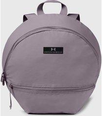 mochila midi 2.0 backpack  morado under armour
