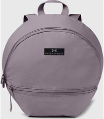 mochila midi 2.0 backpack  morado under armour