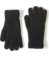 lane bryant women's knit glove onesz black