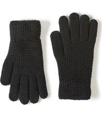 lane bryant women's knit glove onesz black