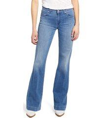 7 for all mankind dojo wide leg jeans, size 25 in shoreline drive at nordstrom
