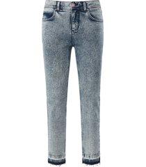 skinny-7/8-jeans model ornella fringe van angels denim
