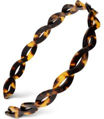 france luxe colored acetate twist headband