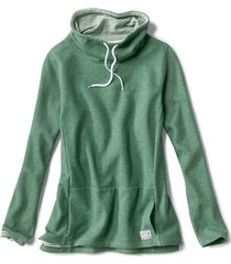 the journey cowlneck sweatshirt