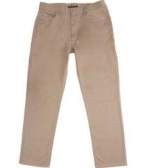 valentino jeans five pocket chinos - sand jy0008