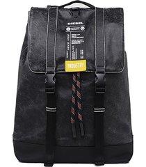 mochila volpago back backpack h6166 negro diesel