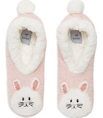 rabbit slip-on slippers