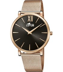 reloj smart casual cobre lotus