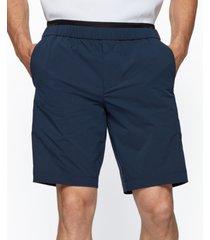 boss men's water-repellent shorts