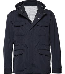 field jacket dun jack blauw hackett london
