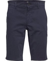 schino-slim shorts shorts chinos shorts blå boss