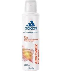 desodorante adidas adipower aerossol feminino 150ml