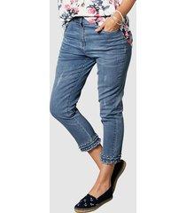 7/8-jeans miamoda blue bleached