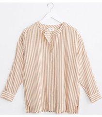 lou & grey striped tunic shirt