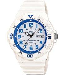 reloj casio analogo mrw-200hc-7b2
