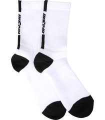 msgm socks with logo