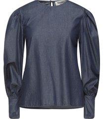 blugirl blumarine denim shirts