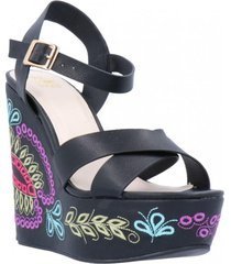 sandalia brannan negro we love shoes