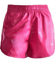 short fucsia topper wv girls running ii