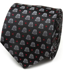 star wars darth vader dot men's tie