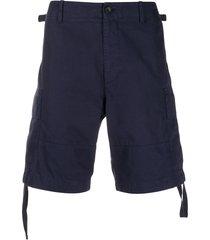 lanvin casual shorts - blue