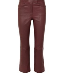 theory cropped pants