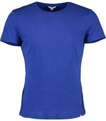 ob-t mazanine tailored-fit crew neck t-shirt