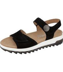 sandaletter gabor svart