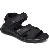 exowrap m shoes slippers sandals svart ecco