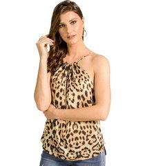 regata animal print alphorria a.cult