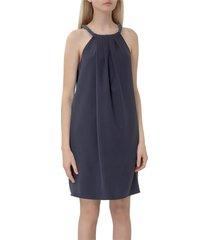 dress with drapery